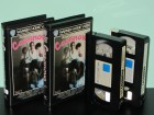 Casanova - Teil 1 und 2 * VHS * WARNER Richard Chamberlain