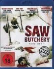 Saw Butchery - Nine Dead (uncut / Blu-ray)