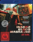 Lady Blood - Insane Blood Massacre (uncut / Blu-ray)