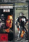 Running Man + Robocop 4 - Law & Order * 2 Disc Sci-Fi Coll.
