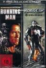 Running Man + Robocop 4 - Law & Order * 2 Disc Sci-Fi Coll.
