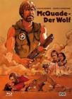 McQuade der Wolf - NSM Blu-ray+DVD Mediabook Cover C - Neu