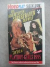 THE BEST OF PLAYBOY GIRLS 1995  - VHS