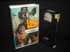 Lion Man VHS Cüneyt Arkin Miracle Video Türxploitation