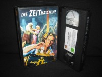 Die Zeitmaschine VHS Rod Taylor Warner Home