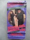 SCHOOLGIRL FANNIES ON FIRE  - VHS