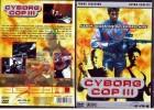 Cyborg Cop III - Cyborg Cop 3 / DVD NEU OVP uncut