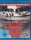NIGHT OF THE LIVING DEAD *BLURAY*NEU*OVP* Georg A. Romero
