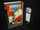 Crimson Bat, the blind Swordswoman VHS Worldwide Video NL