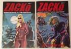 ZACKo #1/ #2  -Comic f�r Erwachsene // Erotic-Horror-SciFi