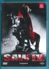 SAW IV - gekürzte Fassung DVD sehr guter Zustand