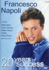 Francesco Napoli - 20 Years of Success  (2DVDs)