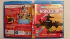 Blu-Ray ** Im So Excited! *Uncut*UK*Kom�die*RAR*BBFC15*