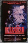Hellraiser 3 VHS Condor Video FSK 18 (D34)
