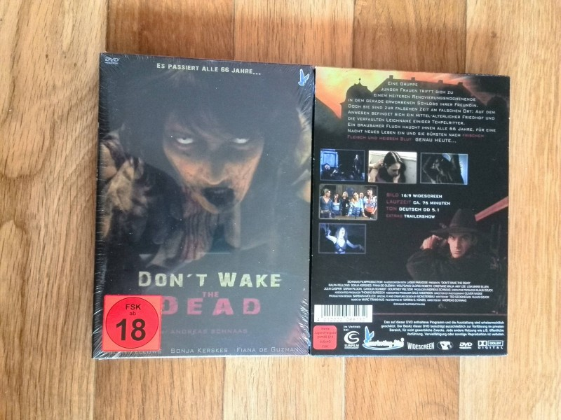 Don't wake the Dead *** Horror ... alle 66 Jahre...