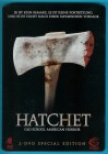 Hatchet - Special Edition - 2 DVDs im Steelbook s. g. Zust.