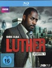 LUTHER Staffel 1 - Blu-ray Top BBC Krimi Serie Idris Elba