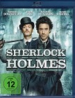 SHERLOCK HOLMES Blu-ray - Robert Downey Jr. - Guy Ritchie