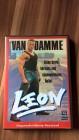 LEON Van Damme Uncut DvD