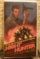 Night Hunter Michael Dudikoff VMP Video FSK18 (B06)