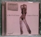Christina Aguilera stripped included dirty CD