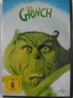 Der Grinch - Jim Carrey aks böser Weihnachten Miesepeter