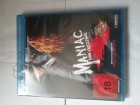 MANIAC - DAS ORIGINAL   BLU RAY  DEUTSCH