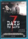 7 Days to Live DVD Nick Brimble, Amanda Plummer g. gebr. Z.