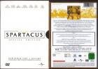 KUBRICK - SPARTACUS - Special Edition - UNCUT