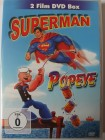 Superman & Popeye - Comic Helden - Seemann ahoi, Ali Baba