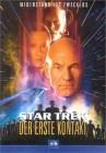 Star Trek 08 - Der erste Kontakt DVD Sehr Gut