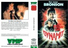 (VHS) Ein Mann wie Dynamit - Charles Bronson, Andrew Steven