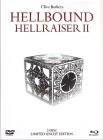 Hellraiser II - Hellbound  (Mediabook White Edition) Neuware