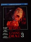 BluRay - Return of the living Dead 3 (Limited Edition)