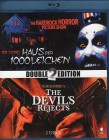 HAUS DER 1000 LEICHEN + THE DEVILS REJECTS 2x Blu-ray Zombie