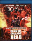 REMAINS OF THE WALKING DEAD Blu-ray - uncut Zombies