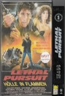 Lethal Pursuit PAL VHS Mike Hunter  (#1)
