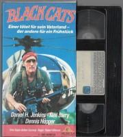 Black Cats PAL VHS MGM  (#1)