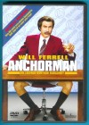 Der Anchorman - Die Legende von Ron Burgundy DVD s. g. Zust.