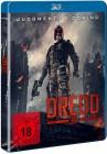 Dredd 3D [Blu-ray] (deutsch/uncut) NEU+OVP