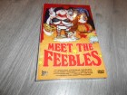 MEET THE FEEBLES - Lim. Retro Edition - 84 Hartbox OVP RAR