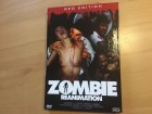 ZOMBIE Reanimation Red Edition UNCUT DVD