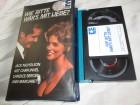 Beta / Betamax - Wie bitte wär´s mit Liebe - Jack Nicholson