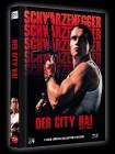 DER CITY HAI BLU-RAY/DVD MEDIABOOK - UNCUT - OOP/NEU/OVP