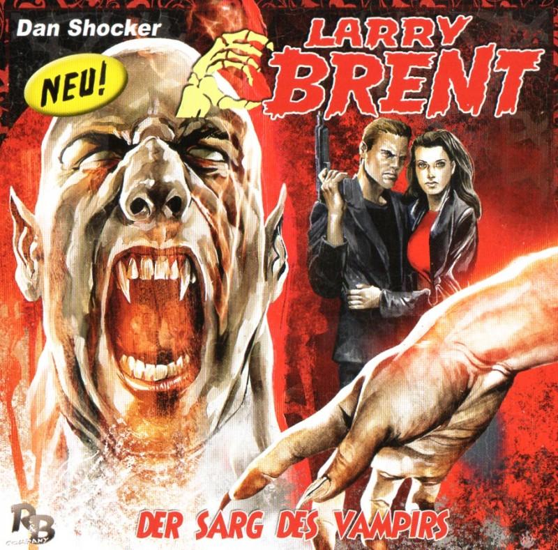 Larry Brent - Folge 6 Der Sarg des Vampirs