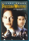 Freedom Writers DVD Hilary Swank, Patrick Dempsey g. gebr. Z