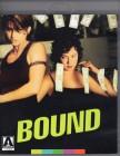 BOUND Blu-ray - Wachowskis Meisterwerk Gina Gershon Import