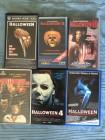 VHS Paket Halloween - Rarit�ten dabei