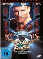 STREET FIGHTER - NEU/OVP