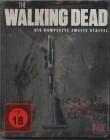 The Walking Dead ( 2. Staffel ) Blu-ray Steelbook (OOP) OVP